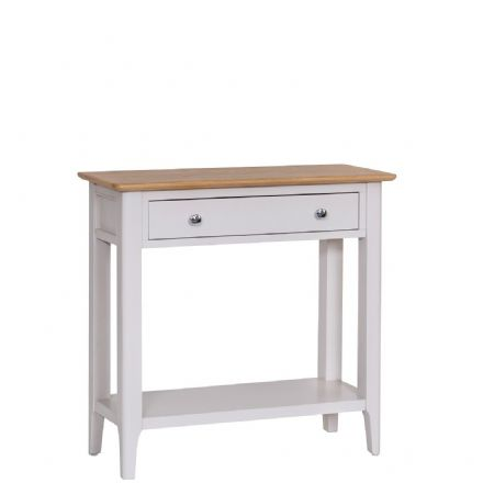 Newhaven Grey Painted Console Table